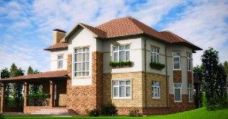 Фасадные работы Самара цена от 254 руб. м2